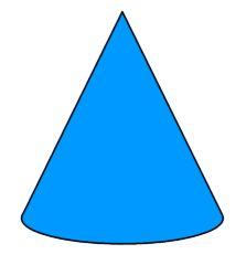 3D clipart cone shape Shape Clipart shape cone cone