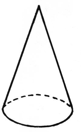 3D clipart cone shape Cone Find Wiring clipart