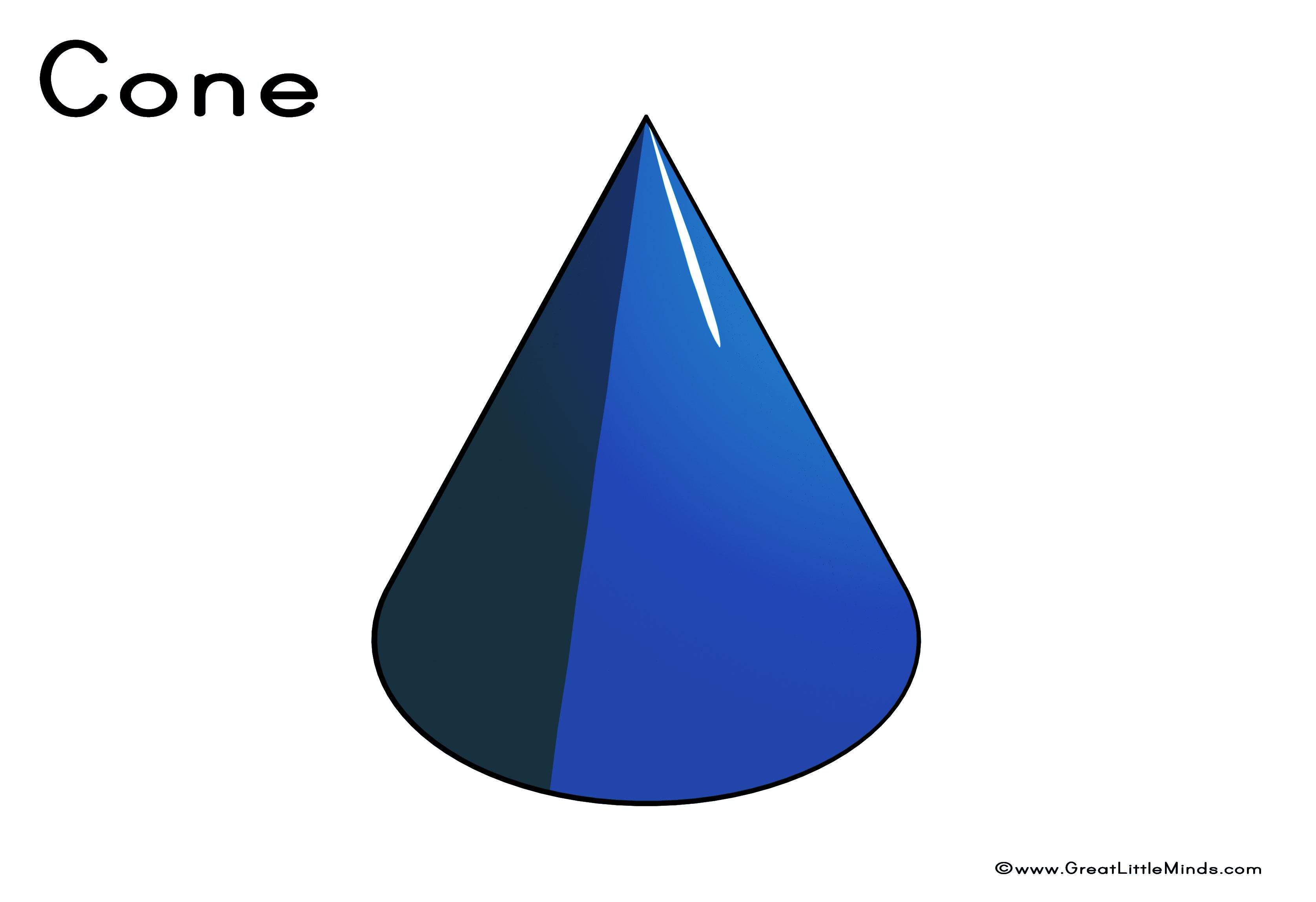3D clipart cone shape D Art Cliparts Clip Clip