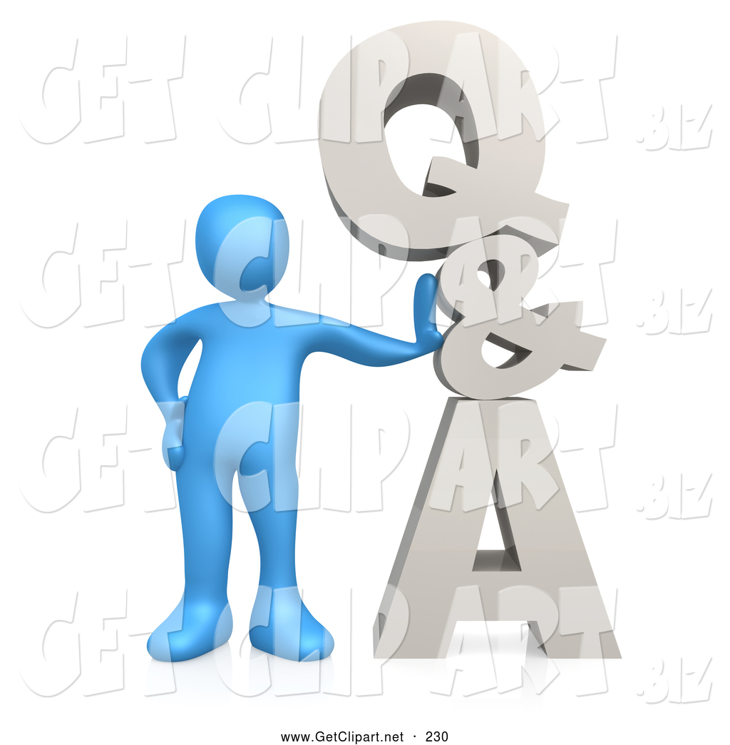 3D clipart friendly person Of Person Against Person Clip