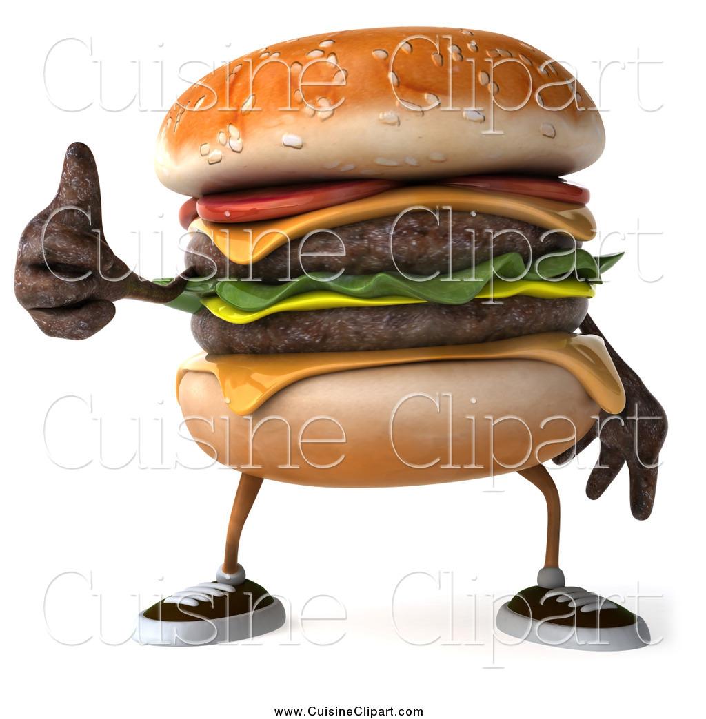 3D clipart hamburger Free Holding Hamburger Designs Cuisine