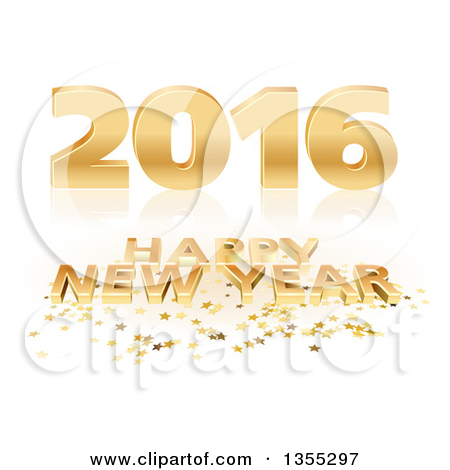 3D clipart happy New year 3d clipart clipart