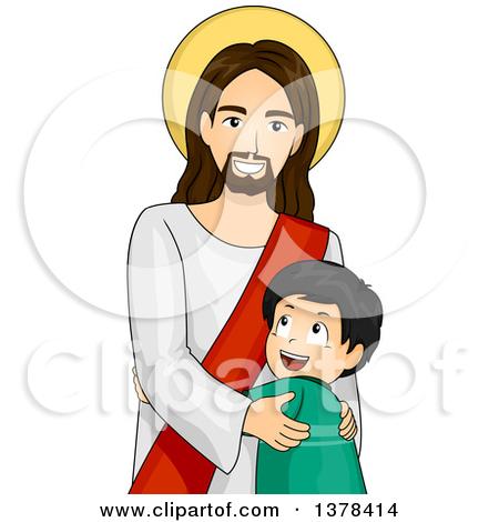 Boy clipart jesus Of jesus clipart jesus 3d