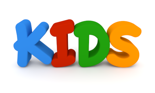 3D clipart kid Children's Library for… Page Resources