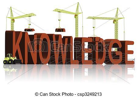 3D clipart knowledge 3D Building Building Stock building