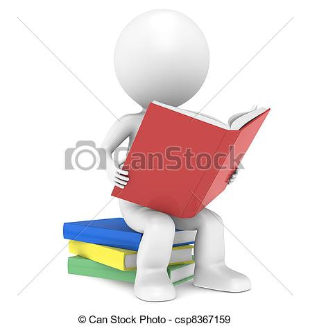 3D clipart knowledge On Knowledge of  Illustrations