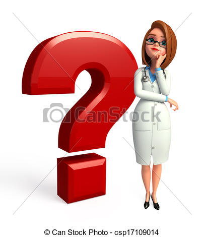 Question Mark clipart person Rendered Clipart mark question question