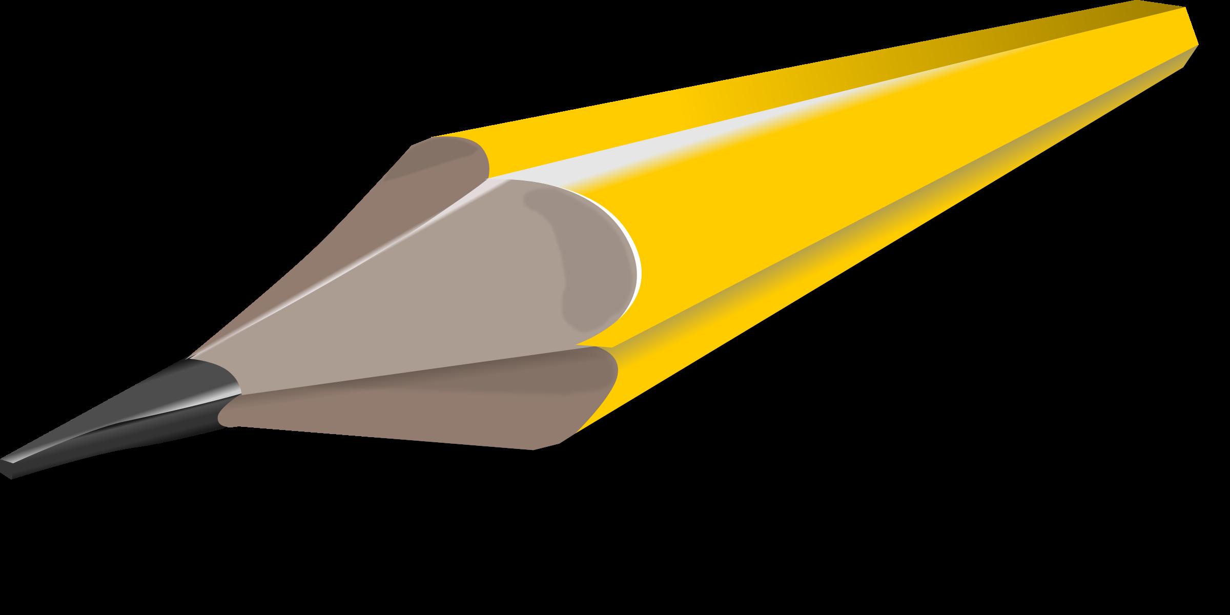 Pencil clipart sharp pencil Pencil pencil Clipart