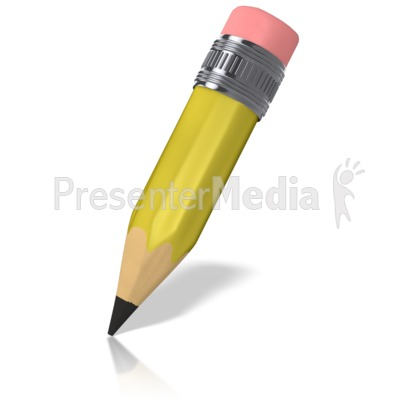 Pencil clipart powerpoint Presentation Cartoon Clipart Animations Pencil