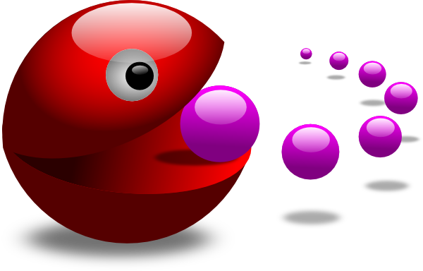 3D clipart purpose Image 3d Pacman at com