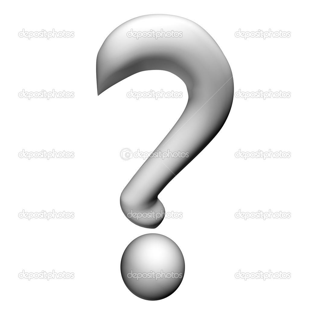Question Mark clipart person Clipart a Clipart mark white