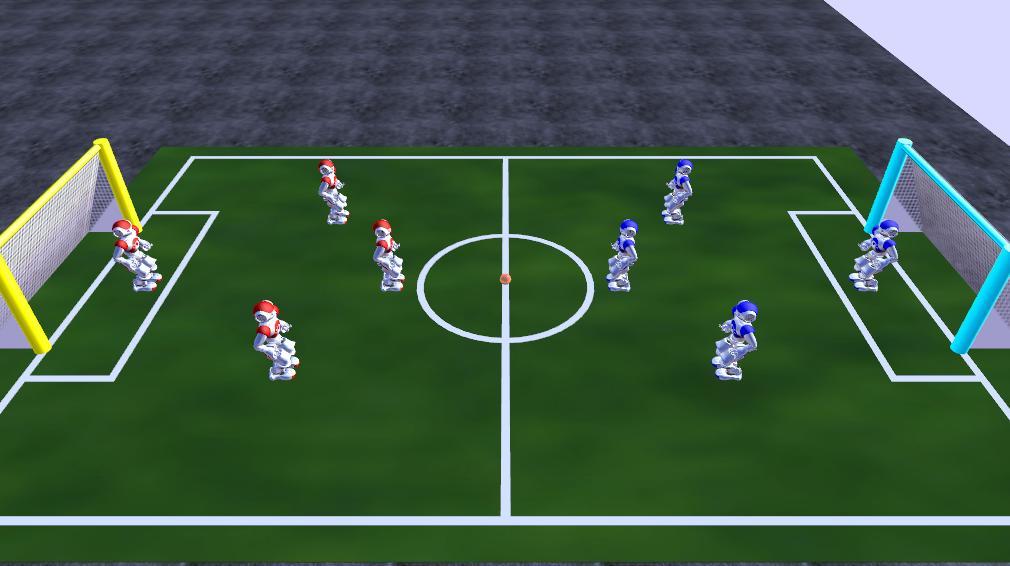 3D clipart soccer field  Clipart Field Soccer Clip