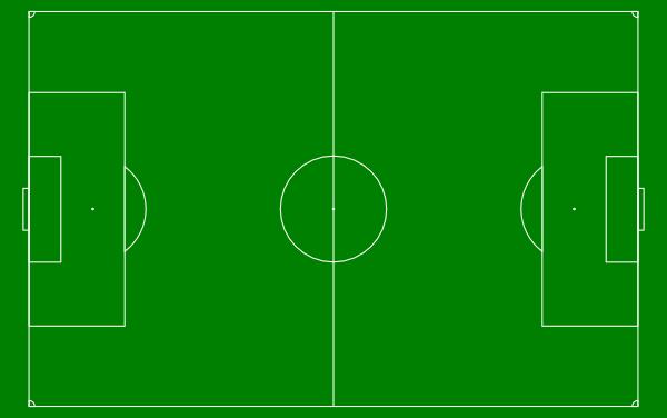 3D clipart soccer field Online Art Clip art clip