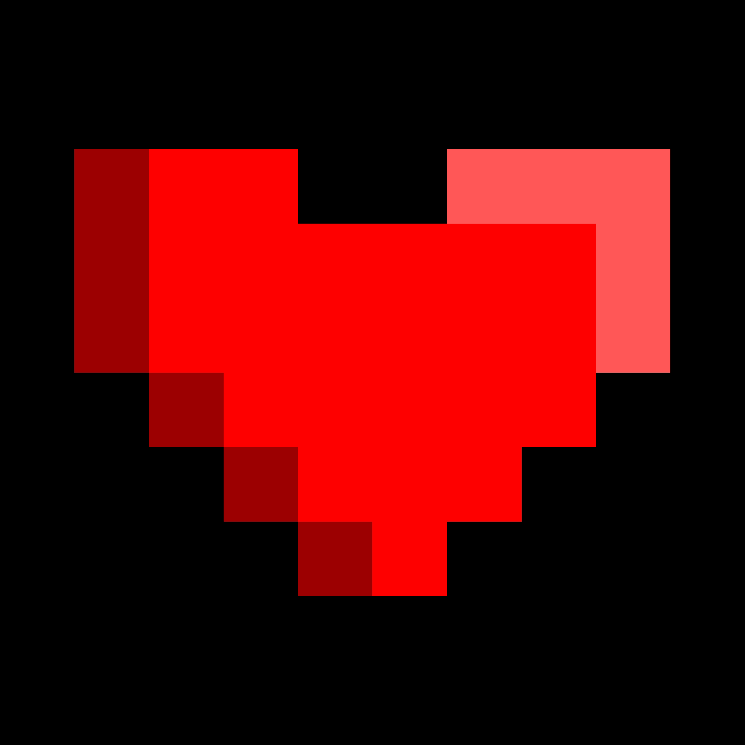 8 Bit clipart Heart 8Bit 8Bit Heart Clipart