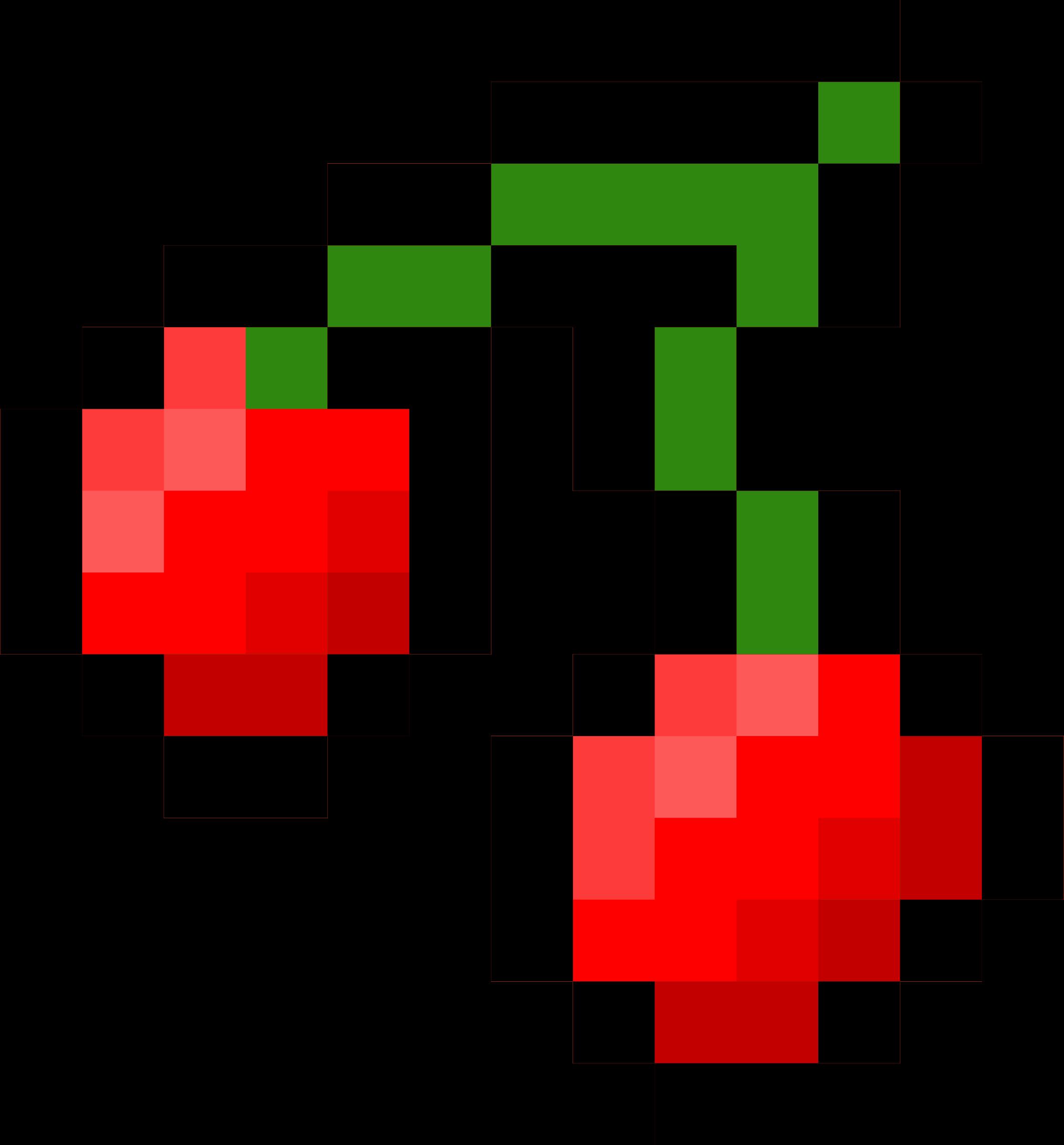 8 Bit clipart Pixel BIG Clipart IMAGE (PNG)