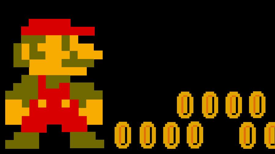 8 Bit clipart super mario bro On Mario DeviantArt Bros Super
