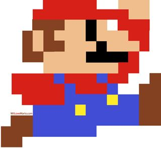 8 Bit clipart super mario bro This Pin 17 on about