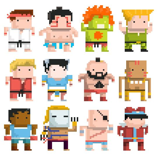 8 Bit clipart video game character More Pinterest images Video this