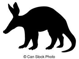 Aardvark clipart Royalty Illustrations illustration Detailed and