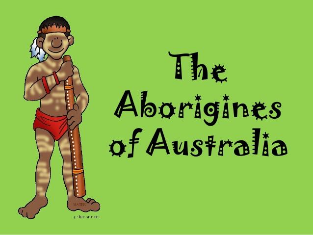 Aborigines clipart aboriginal man #6