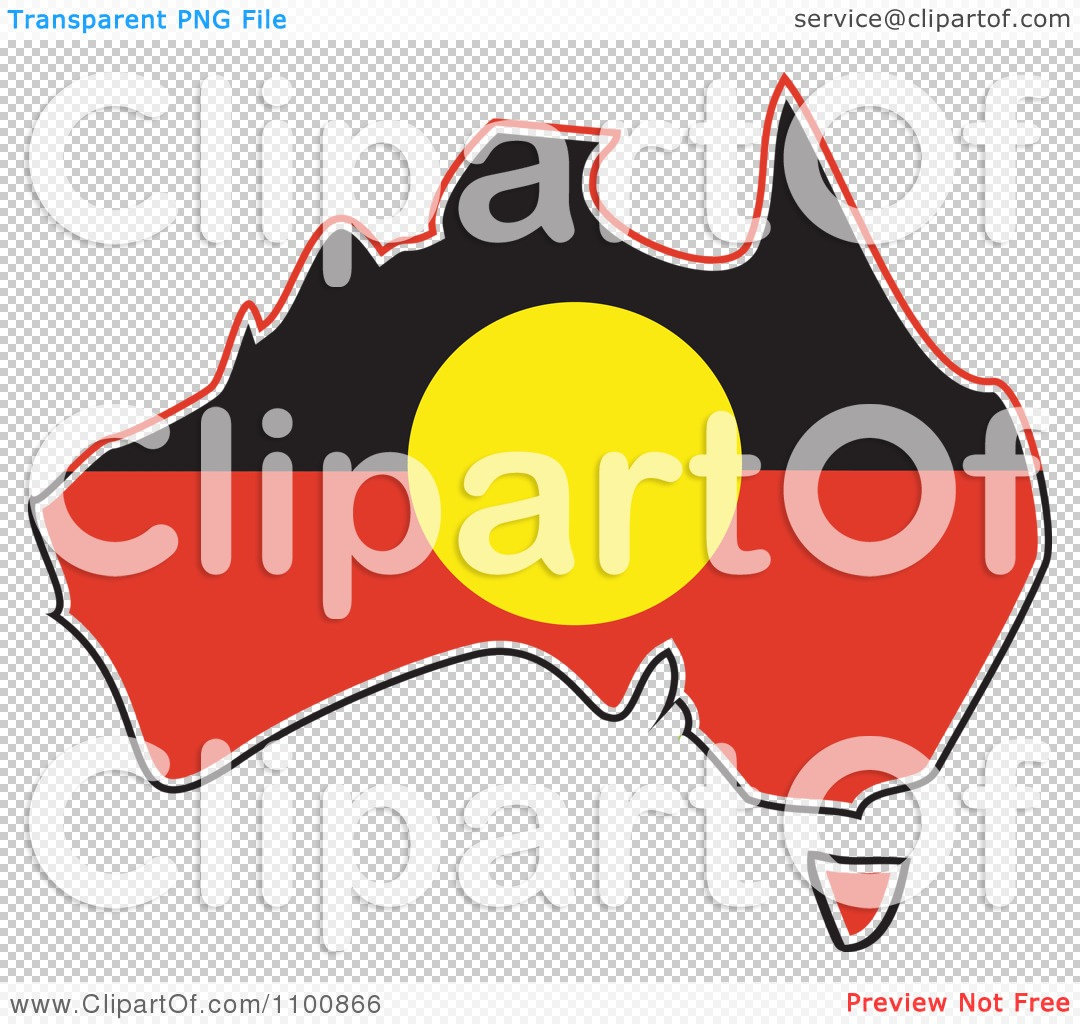 Aboriginal Clipart Flag clipart In