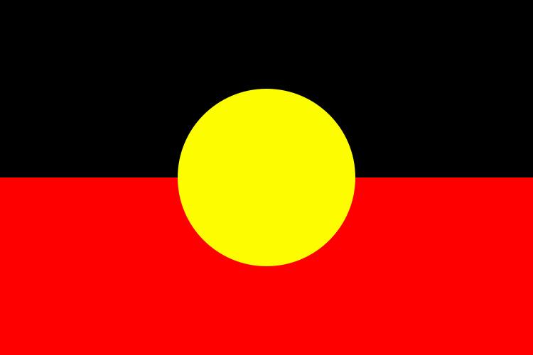 Australian Flag Australian NAIDOC Aboriginal