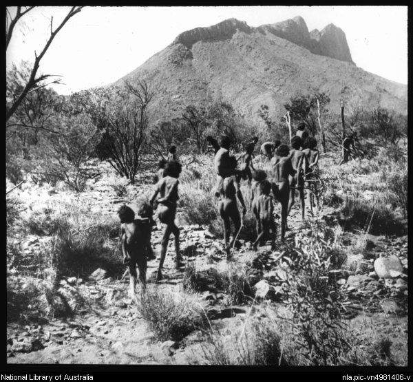 Aborigines clipart australian history Central on Australia tribe 144