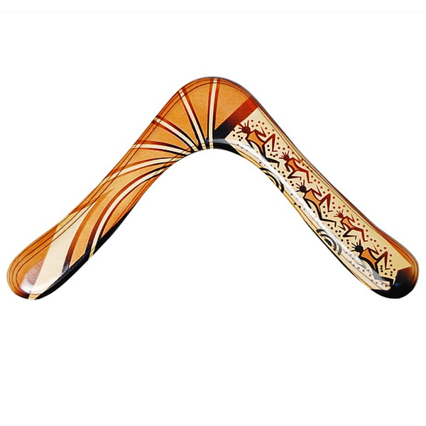 Aboriginal clipart boomerang Aboriginal returning boomerangs Boomerang Clip