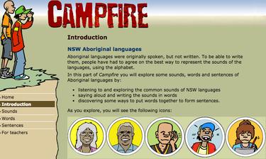 Aborigines clipart campfire 21stCentury Aboriginal Aboriginal Snapshot Picture