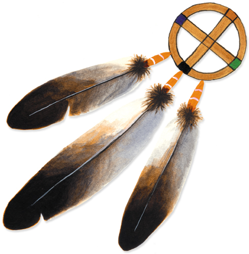 Aboriginal clipart indian feather Aspect when using focuses nature