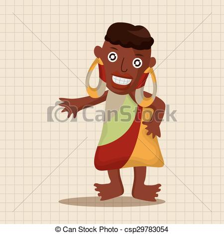 Aborigines clipart #14