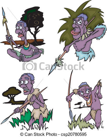 Aborigines clipart #15