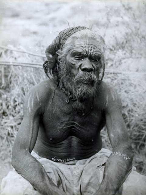 Aborigines clipart aboriginal man #7