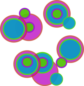 Abstract clipart Abstract Pretty Clip com Circles