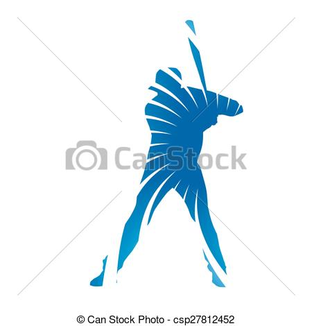 Baseball clipart bear Vector of Clipart batter Abstract
