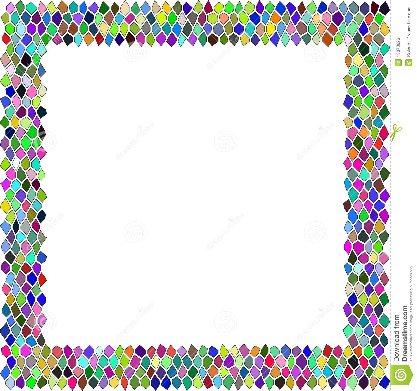 Abstract clipart border Borders borders abstract Clipart abstract