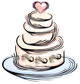 Wedding Cake clipart color Free Cake Images Clip Art