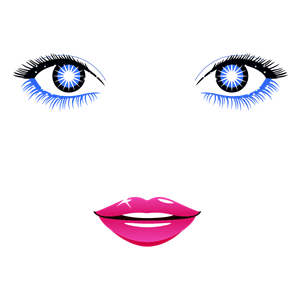 Abstract clipart female face Cliparts Face download cliparts Female