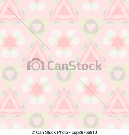 Abstract clipart feminine Textiles festive Art for and