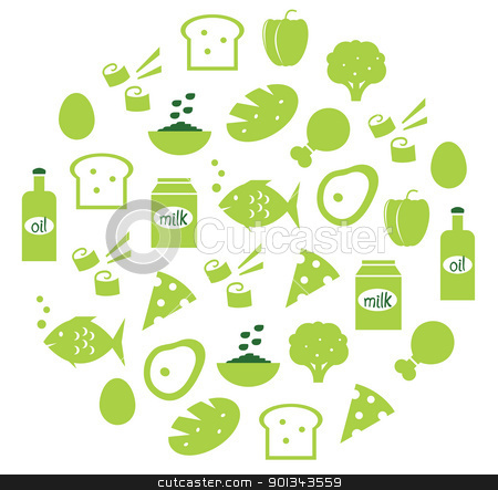 Abstract clipart food Globe images: Green ) food