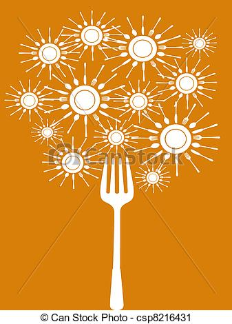 Food clipart abstract #7