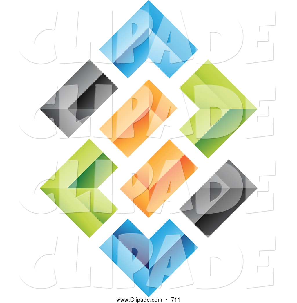 Abstract clipart may Of by a Art of