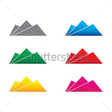 Abstract clipart mountain Art Clip Mountain Abstract clip