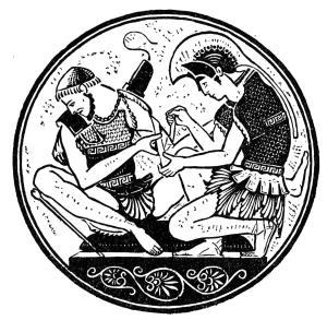 Achilles clipart Free Summary Art Art Achilles