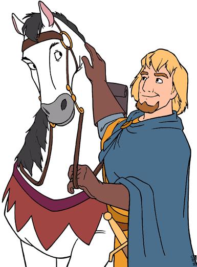 Achilles clipart cartoon Clip Notre to Galore Disney's