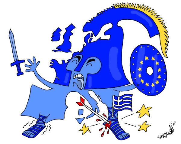 Achilles clipart greece eu :) and european Conservative union