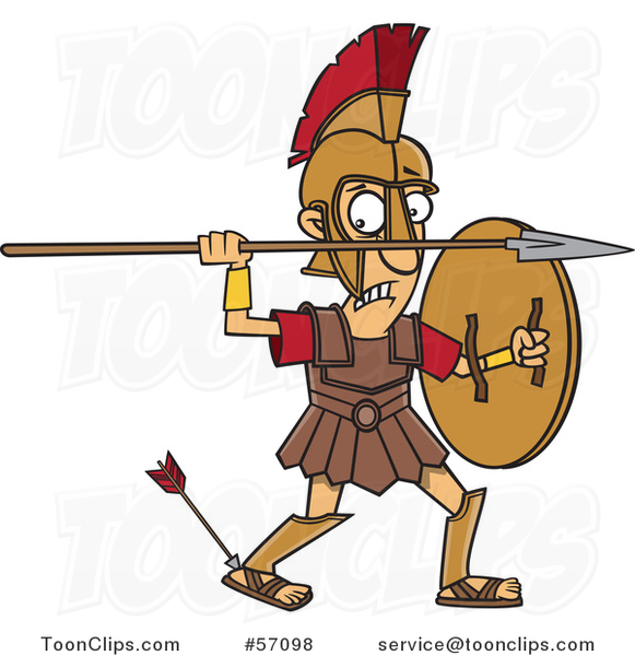 Achilles clipart greek god In  by #57098 with