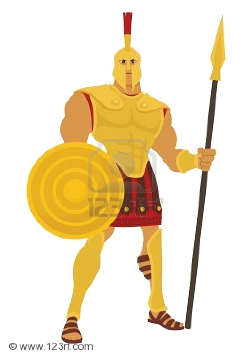 Achilles clipart greek hero My even anything barely realised