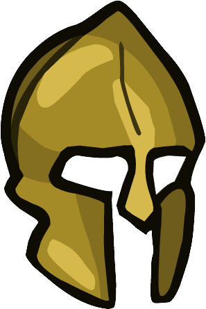 Achilles clipart helmet Powered by Spartan  Helmet