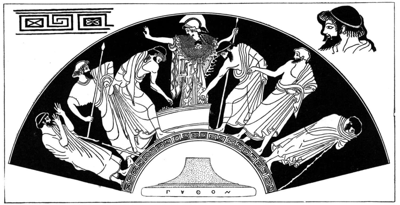 Achilles clipart odysseus Did Hector Kill Ajax?